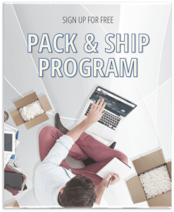 Pack and Ship program BMES