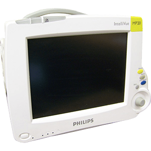 Philips_Intellivue_MP20_Patient_Monitor