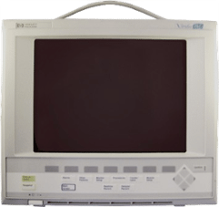 PHILIPS M1204 PATIENT MONITOR
