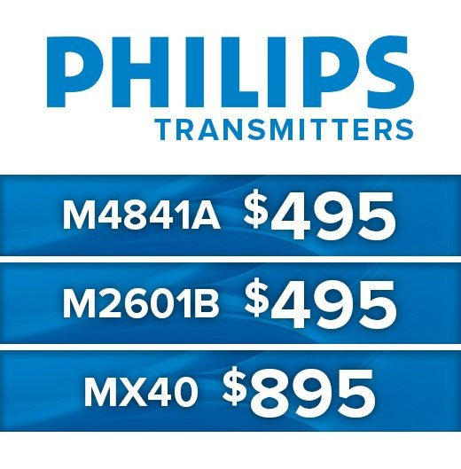 Philips Transmitters